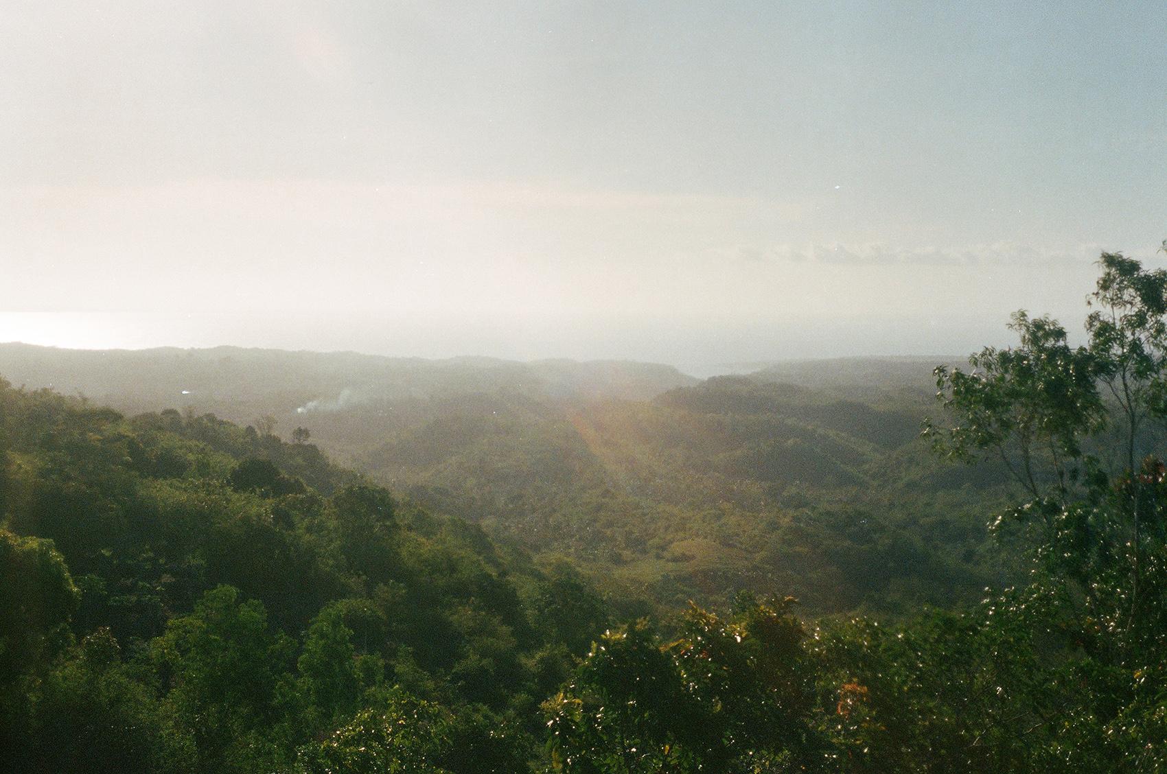 View from Bukit Ambu