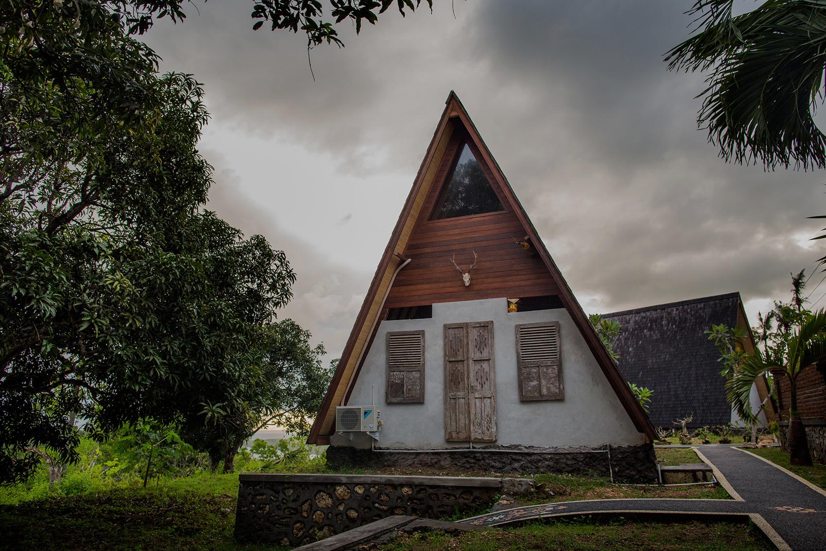 A Triangle Cabin