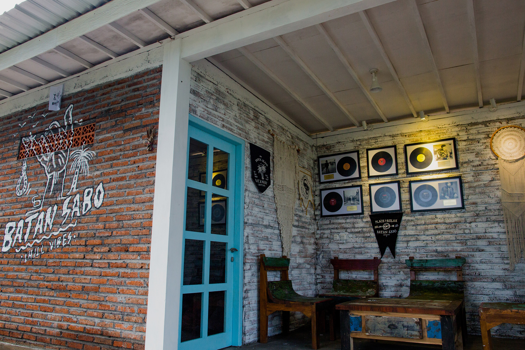 Office & Restaurant