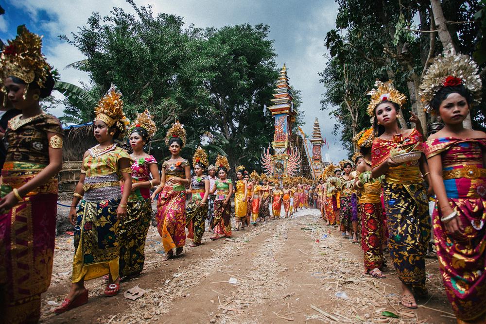 Mepeed di Nusa Penida ©Pande Heryana