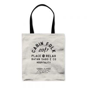 "Tote Bag ""Print Side"""